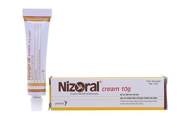 Cách chữa mốc cho gà chọi bằng thuốc tây với Nizoral.